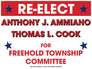 2015 Ammiano Cook Yard Sign