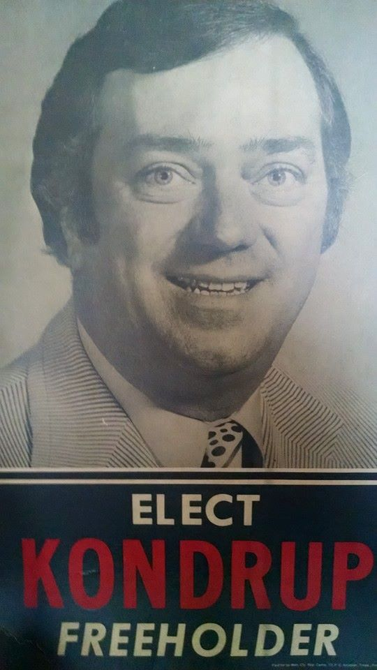 Arthur Kondrup Election