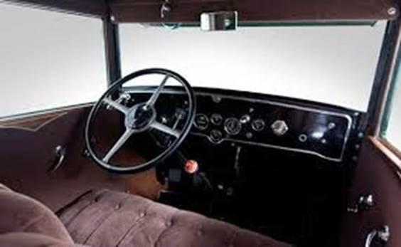 Al Capone Car 5
