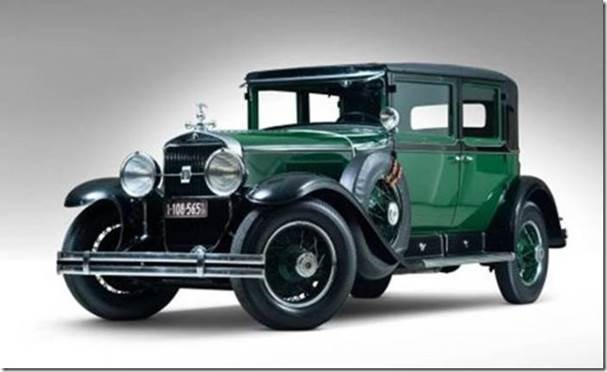 Al Capone Car